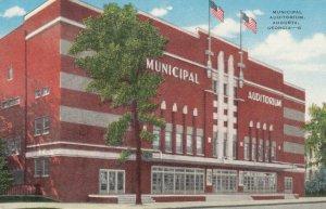 AUGUSTA , Georgia , 30-40s; Municipal Auditorium