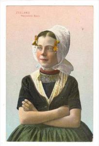 Zeeland girl, 00-10s NETHERLANDS