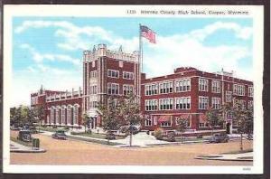 Wy Casper Natrona County High School