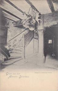 Gruss Aus Dem Albrecht-Durerhaus, Nurnberg (Bavaria), Germany, 1900-1910s (1)
