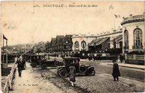 CPA DEAUVILLE - Boulevard de la Mer (515725)