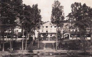 Spenshults Reumatikersjukhus Swedish Hospital Halmstad Postcard