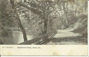 York, Pa., Highland Park