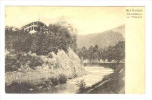 Bad Bertrich , Germany , 00-10s   Schweizerhaus mit Waterfall