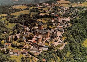 Schloss Burg an der Wupper, Das Wahrzeichen des Bergischen Landes Castle Chateau