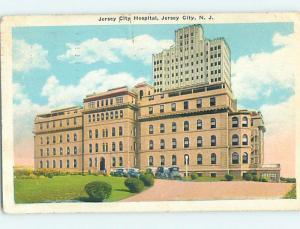 W-Border HOSPITAL SCENE Jersey City New Jersey NJ hs0446