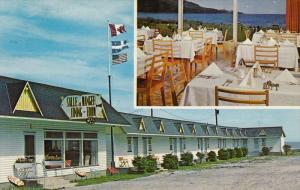 Motel Etoile D'Or , Riviere-a-Claude , Gaspe ouest , Quebec , Canada , PU-1970s