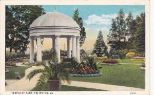 The Temple of Fame, Arlington,Virginia, 00-10s