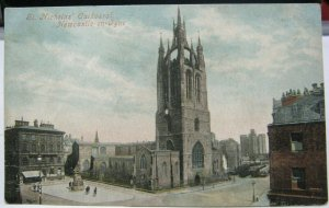 England St Nicholas Cathedral Newcastle-on-Tyne - unposted