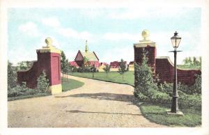 Scarboro Maine~Den Danske Landsby (Danish Village)~Replica of Medieval Town~'20s