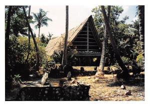 Colonia Yap Becheyal Community House