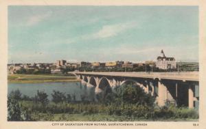 Bridge , SASKATOON , Saskatchewan , 1930s
