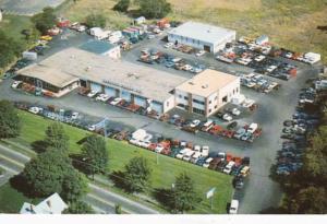 Massachusetts Danvers Aerial View Danvers Motor Company