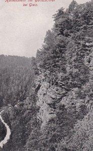 GREIZ, Thuringia, Germany, PU-1924; Hohenstein Im Goltzschtal Bei Greiz