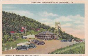 New York Troy Taconic Trail Tourist Shop Top Of Taconic Trail Connects Willia...