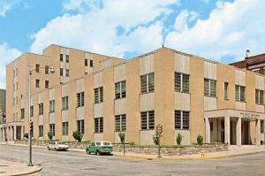 WV - Wheeling, Ohio County Courthouse