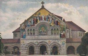 STANFORD, California, PU-1929; Memorial Church, Standford University