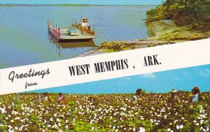Greetings From West Memphis Arkansas