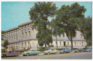 Library, Detroit, MI