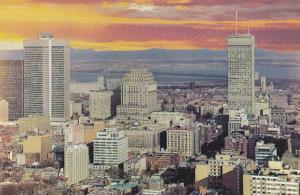 Aerial view,  Montreal,  Canada,  40-60s