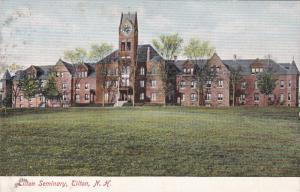 Tilton Seminary , TILTON , New York , PU-1907
