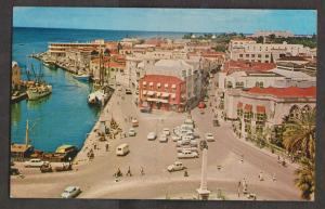 Barbados View Of The Harbour - Used 1960s