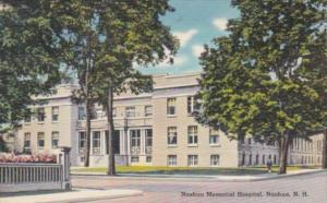 New Hampshire Nashua Memorial Hospital