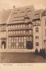 Demmersche Haus (Gildehaus), BRAUNSCHWEIG (Lower Saxony), Germany, 1900-1910s
