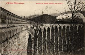CPA L'Ariege Pittoresque - Viaduc de Vernajoul pres FOIX (351090)
