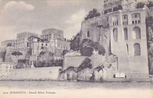 SORRENTO, Grand Hotel Vittoria, Campania, Italy, 00-10s