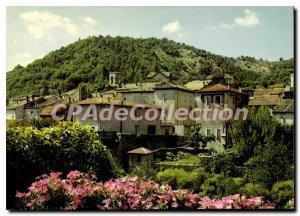 Old Postcard Vals les Bains General View