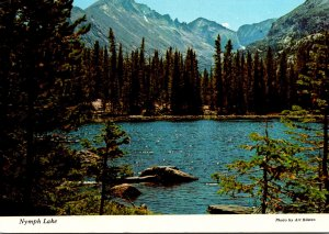 Colorado Rocky Mountains Nymph Lake