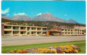 Exterior, The luxurious Andrew Motor Lodge,  Jasper National Park,  Jasper,  ...