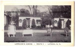 Lorraine's Cabins, Latham NY