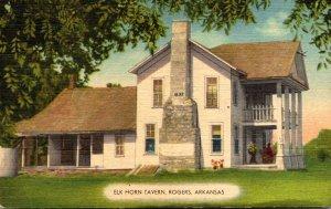 Arkansas Rogers Elk Horn Tavern