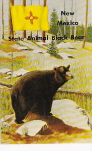 New Mexico State Animal The Black Bear