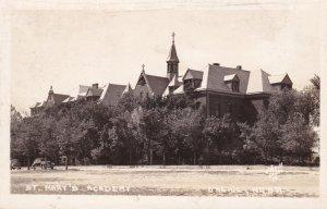 RP: O'NEIL , Nebraska , 30-40s ; St. Mary's Academy