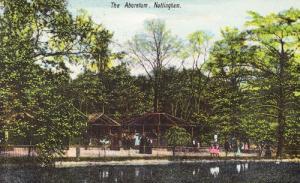 Nottingham Aboretum Park Vintage Postcard