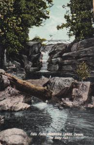 MUSKOKA, Ontario, Canada, 1900-1910's; Bala Falls, Muskoka Lakes