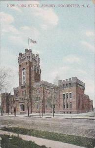 New York Rochester New York State Armory