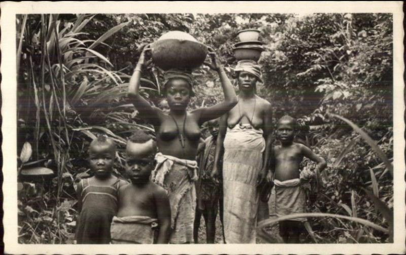 African native nude pics