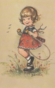 Jump Roping Girl , 40-50s ; Alfred MAINZER #566