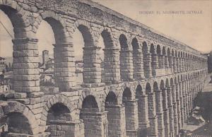 El Acueducto, Detalle, SEGOVIA, Castilla y Leon, Spain, 00-10´s