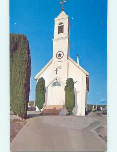 Unused Pre-1980 CHURCH SCENE Jackson California CA L4122
