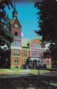 Michigan Coldwater Branch County Court House