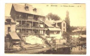 Rennes , France, 00-10s ; Le Chateau Branlant