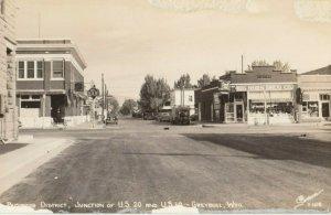 RP; GREYBULL , Wyoming , 1930-40s ; Main Street