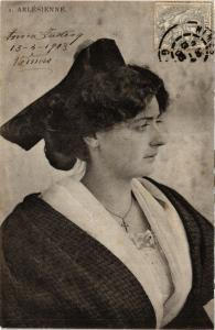 CPA Arlésienne (410193)