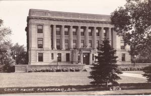 RP: FLANDREAU , South Dakota , PU-1938 ; Court House