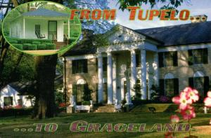 Elvis Presley - From Tupelo (Mississippi) to Graceland, Memphis (Tennessee)